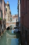 Venice - very quaint when you get off the tourist tracks!